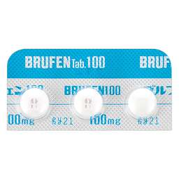 ブルフェン錠100の添付文書 - 医薬情報QLifePro