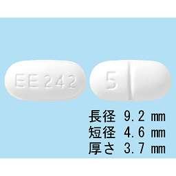 モサプリドクエン酸塩錠5mg「EE...