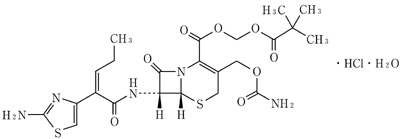 ピボキシル 塩酸 塩 ペン セフ カ